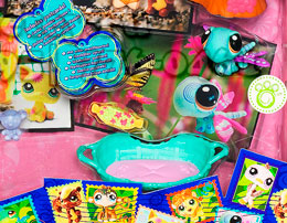 Littlest Pet Shop - Маленький зоомагазин